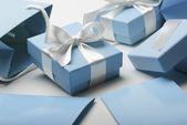 Presentes de luxo — Fotografia Stock
