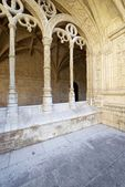 Jeronimos Monastery — Stock Photo