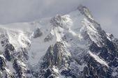 Aiguille du Midi — Stock fotografie