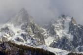 Aiguille du Chamonix — Foto Stock