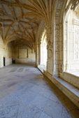 Jeronimos Monastery — Stock Photo