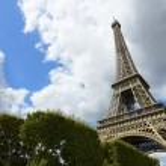 Eiffel Tower — Stock Photo #74896987