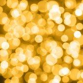 Fundo dourado nas férias — Fotografia Stock