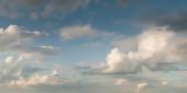 Mooie wolken — Stockfoto