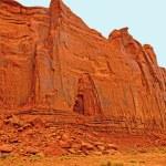 Sandstone cliffs in the Desert — Stock Photo #51927017