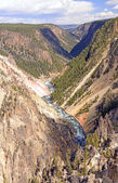 Colorful Canyon in the American West — Foto Stock