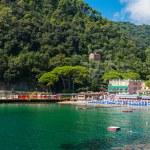 Portofino village on Ligurian coast in Italy — Stock Photo #60640143