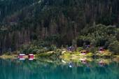 The Beautiful Norway landscape at summer — Foto de Stock