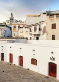 Street view of Medina in old Tangier, Morocco — Stock Photo