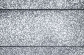 Gray galvanized steel sheet, background photo texture — Stock Photo