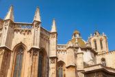 The Cathedral of Tarragona. Roman Catholic church, Spain — Stock Photo