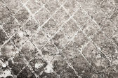 Dark gray old concrete wall with notching, Background texture — Stock Photo