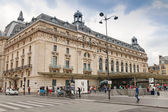 Entrance to the Orsay Museum in Paris, France — Stock Photo