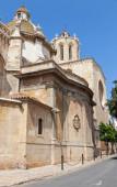 タラゴナ大聖堂のファサード — ストック写真