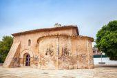 Saint Michael church in Calafell town, Spain — Stock Photo