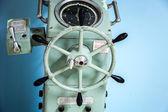 Stará loď autopilota setrvačníkový opakovač — Stock fotografie