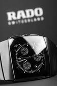 Rado Sintra Chrono, Mens chronograph watch — Stock Photo