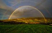Rainbows — Stock Photo