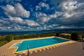 Prázdný bazén — Stock fotografie