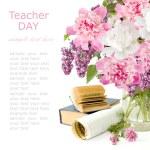 Teacher Day — Stock Photo #63456531