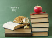 World Teacher's Day — Stock Photo