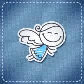 矢量天使 — 图库矢量图片