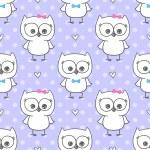 Baby owl — Stock Vector #56474097