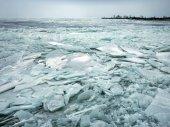Ice Flow — Stock Photo