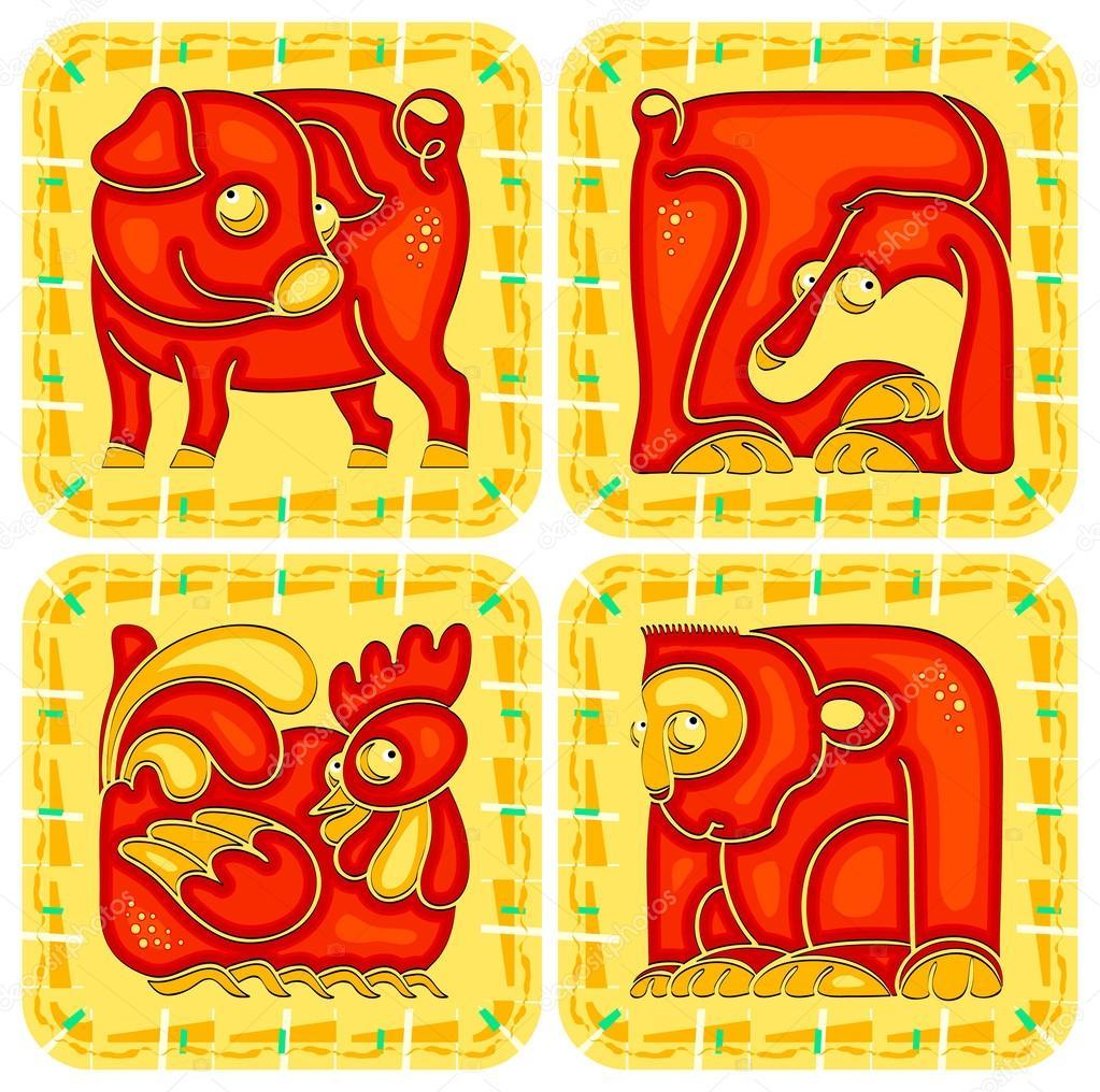обезьяна животное гороскоп