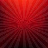 Kırmızı Noel Poster Bokeh ile — Stok Vektör