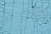 Blue background on cracked surface — 图库照片