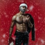 Постер, плакат: Bad santa fantasy