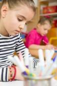 Elementary kids — Stock fotografie