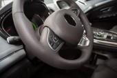 Interior del coche moderno — Foto de Stock