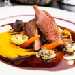 Roasted duck fillet — Stock Photo #71638913