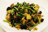 Platos de verduras — Foto de Stock