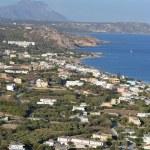 View of Kefalos on Kos island — Stock Photo #53169331