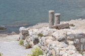 Antique ruins, Greece. — Stockfoto