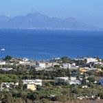 Bay of Kefalos on Kos island — Stock Photo #53481957