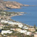 View of Kefalos on Kos island — Stock Photo #53815031