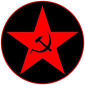Etoile communiste — Vecteur