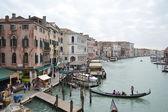 Venedik canal grande — Stok fotoğraf