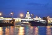 Palace Bridge at dawn — Stock Photo