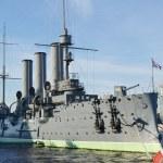 Aurora cruiser museum — Stock Photo #62542743