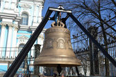 Large church bell. — Foto Stock