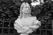 Statue in Summer Garden. — Stock Photo