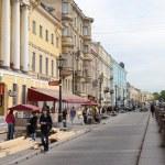 Griboyedov Canal Embankment. — Stock Photo #64592953