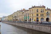 View of Griboyedov Canal.  — Stock Photo