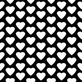 Love heart seamless pattern. — Stock Vector
