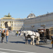 Palace Square at summer day. — Stock Photo #68863939